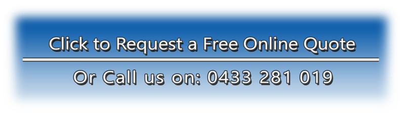 Online Quote enquiry page button