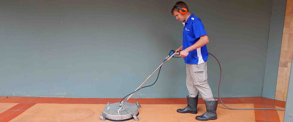Pressure Cleaning a Commercial property Mundaring Village